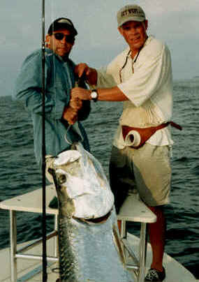 Florida fishing charters tarpon fishing charters