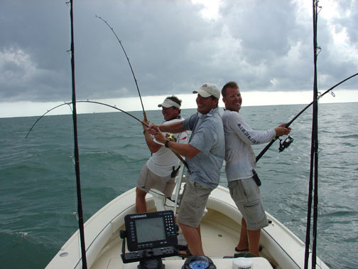 Tarpon fishing florida and boca grande for Florida tarpon fishing